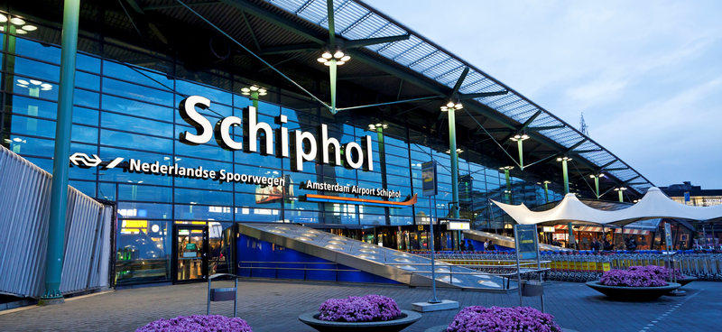 Digital Transformation at Amsterdam's Schiphol Airport: A Conversation with Aaldert Hofman