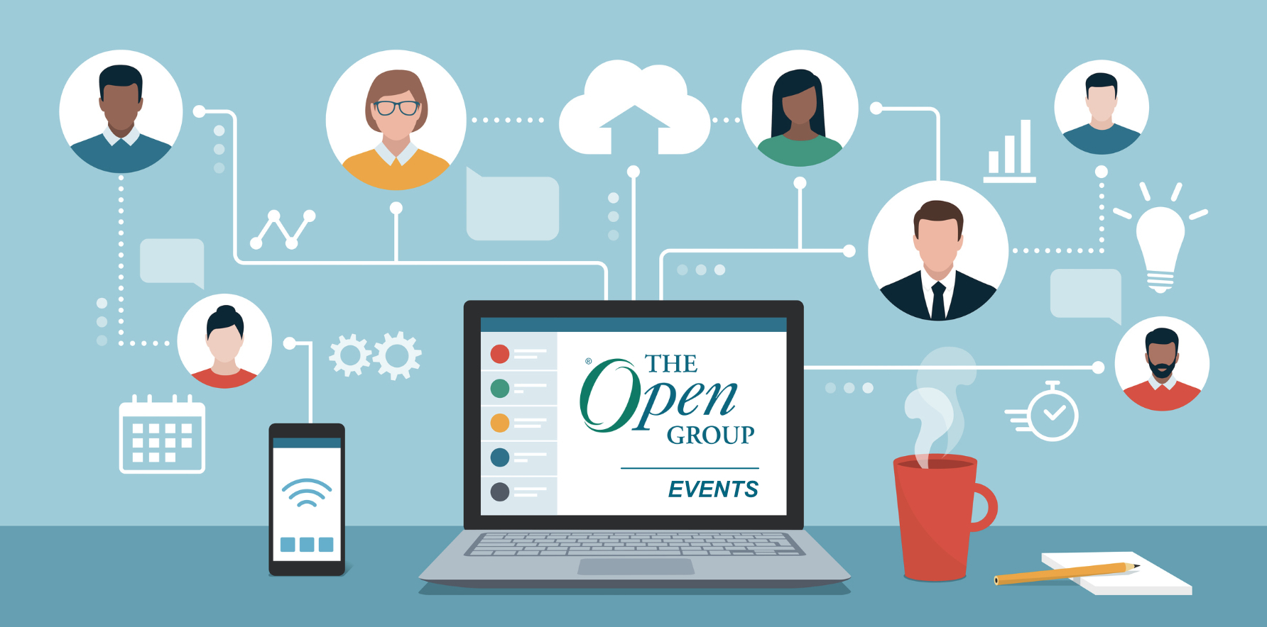 The Open Group 'Open Digital Standards' Virtual Event January 25-27, 2021 – Highlights